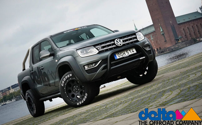 Delta4x4: Tuning for Offroaders