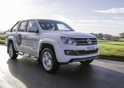 Performance Driven Amarok Project 1