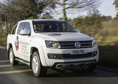 Performance Driven Amarok Project 2