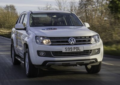 Performance Driven Amarok Project 3