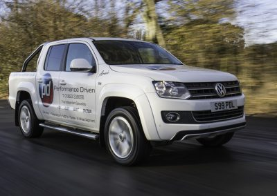 Performance Driven Amarok Project 4