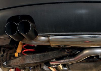 exhaust for Mk 5 VW
