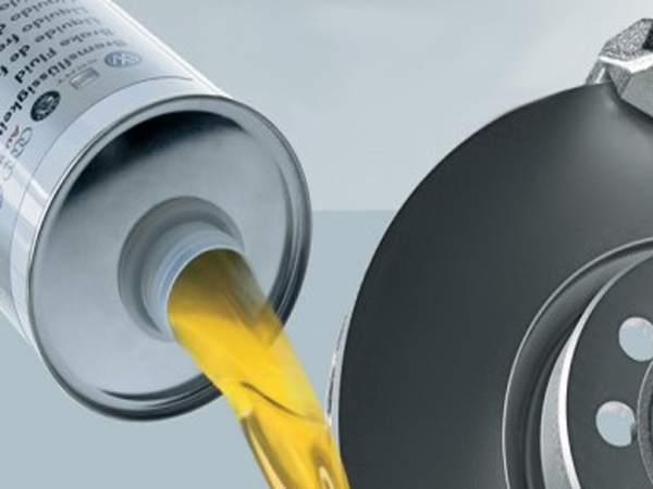 Performance Driven Brake Fluid Change