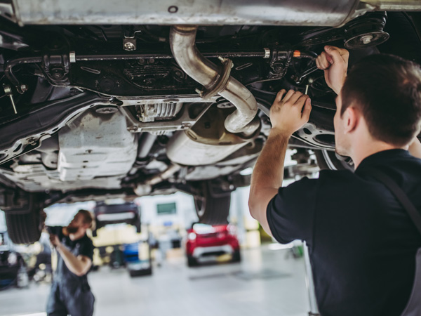 Performance Driven MOT and MOT Repairs Services