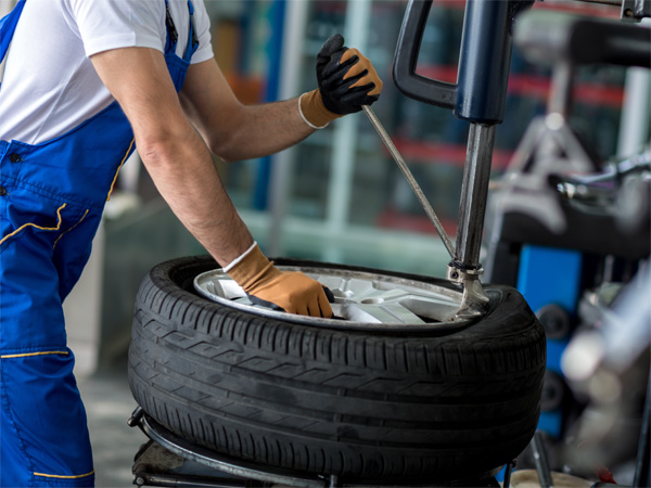 Performance Driven Tyre Services