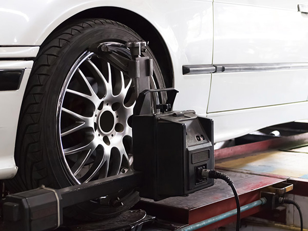 Performance Driven 4 Wheel Alignment