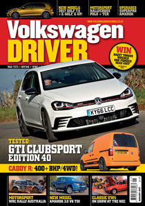 Volkswagen Driver January 2017 Issue