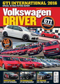 VW Driver mag