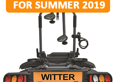 Witter ''Pure Instinct'' Bike Carrier